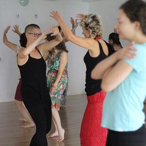 Warsztat BodyMind Dancing, Aga Sokołowska-